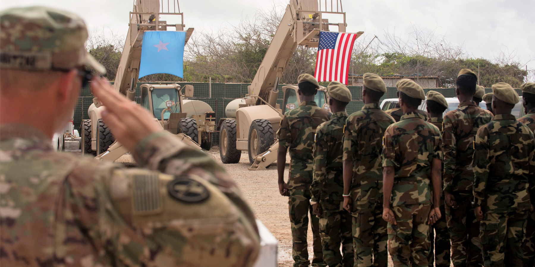 U S -Assisted Raid in Somalia Killed Two Civilians