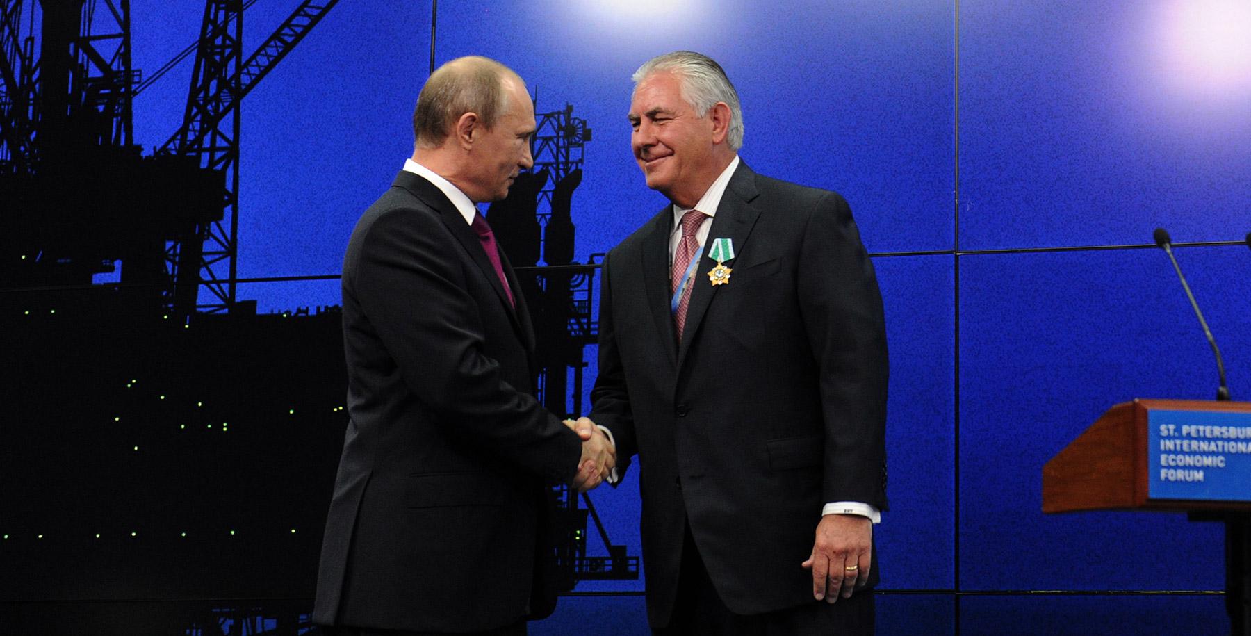 Rex Tillerson Could Be America's Most Dangerous Secretary of