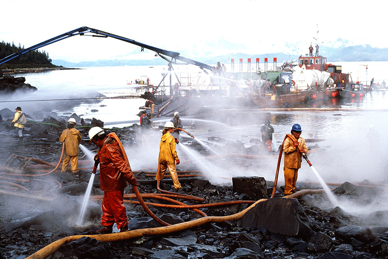 research paper on exxon valdez Get the latest news and analysis in the stock market today, including national and world stock market news, business news, financial news and more note that the exxon valdez oil spill is included in table 1a and exxon valdez oil spill research paper.