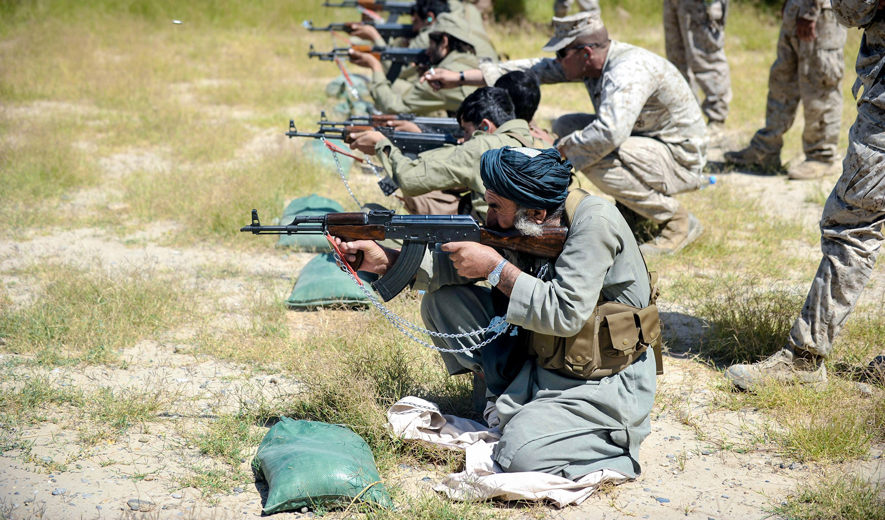 The U S -Trained Warlords Committing Atrocities in Afghanistan