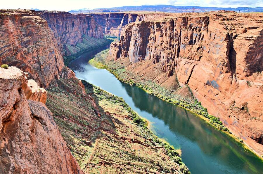 Walton family seeking to control Colorado River