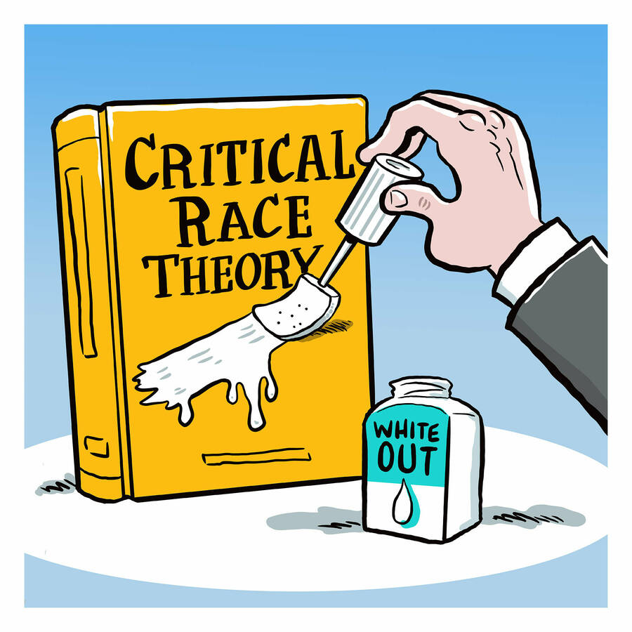 Who S Afraid Of Critical Race Theory In These Times