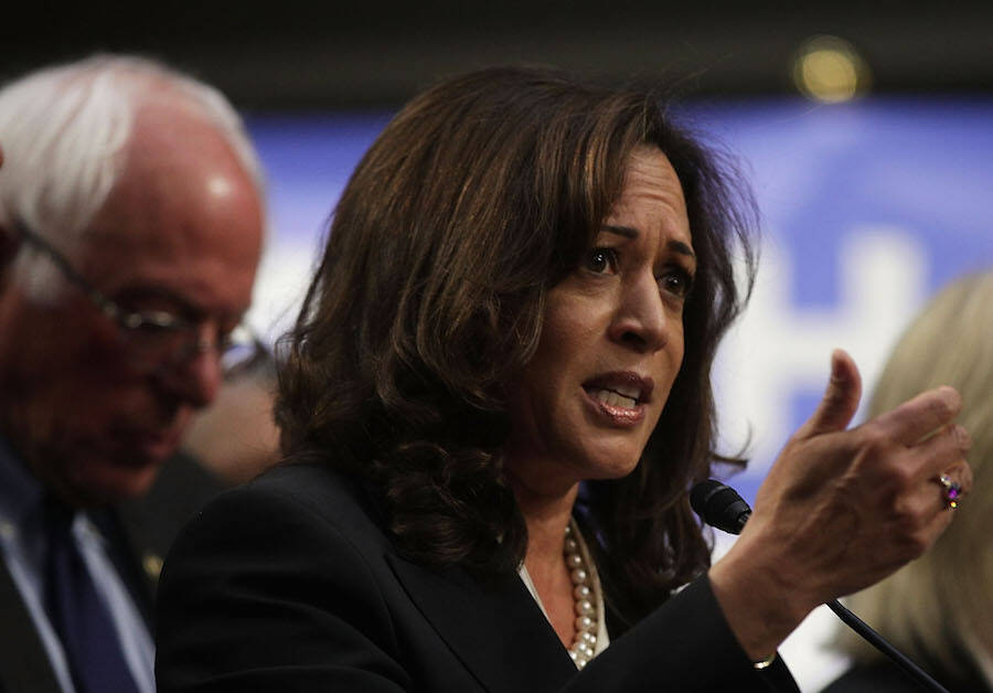 Bernie Sanders And Kamala Harris Both Fall Short On Abolishing Money Bail In These Times