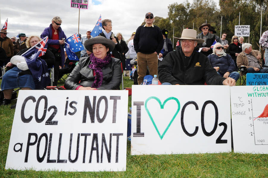 I Went to a Climate Change Denial Conference. It Made Even Less Sense Than  You'd Think. - In These Times
