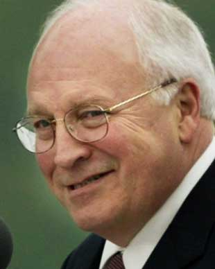 dick cheney. Being Dick Cheney