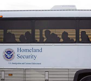 homeland security bus