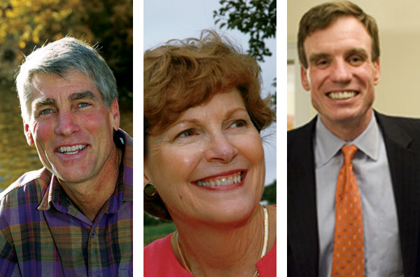 Three politicians to watch