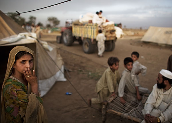 Pakistan refugees