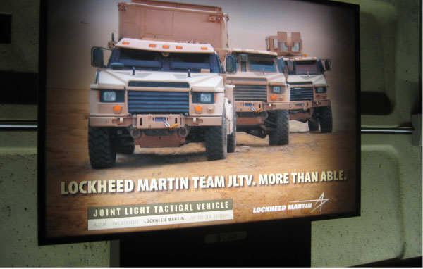 Lockheed Martin advertisement