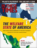 The Welfare State of America