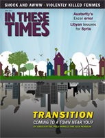 Transition: Coming to a Town Near You?