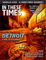 Detroit: Is There Life After Bankruptcy?