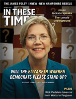 Will the Elizabeth Warren Democrats Please Stand Up?