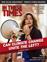 Can Climate Change Unite the Left?