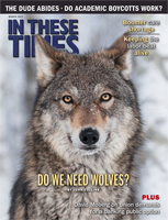 Do We Need Wolves?