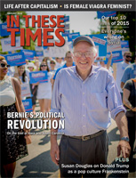 Bernie's Political Revolution