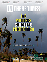 The Vultures Circling Puerto Rico