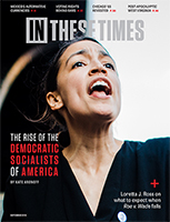 The Rise of the Democratic Socialists of America