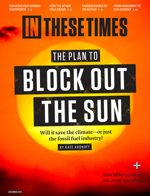 Inside Geoengineers' Risky Plan To Block Out the Sun