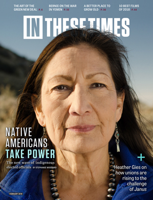 The Political Revolution From Indian Country