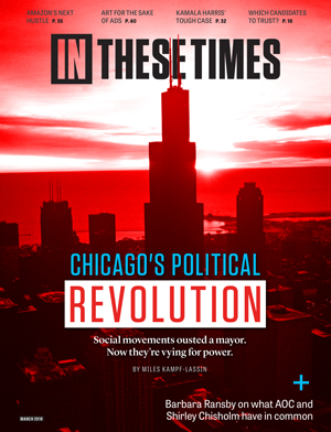Chicago's Political Revolution