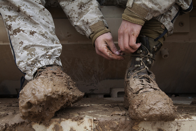 Boots On The Ground In Syria In These Times