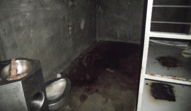 Shocking Photos From Inside Private Prison The Prison