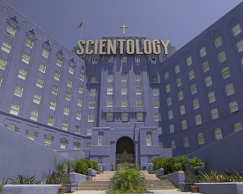 Can someone please explain what is scientology?
