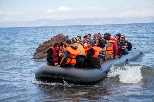 Why Slavoj Zizek Is Wrong About the Syrian Refugee Crisis—And Psychoanalysis
