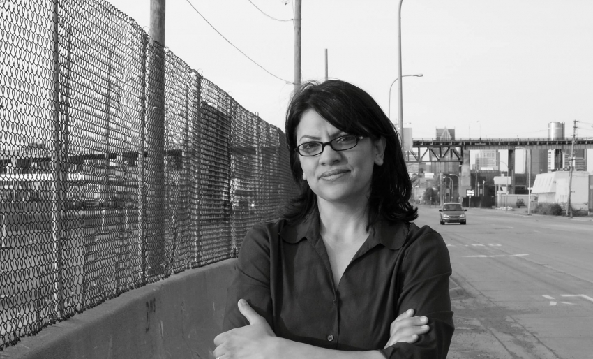 Rashida Tlaib on Democratic Socialism and Why She Supports the Palestinian  Right of Return