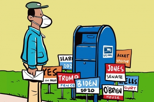 Want a Real Election This Fall? Enact Vote-by-Mail. - In These Times