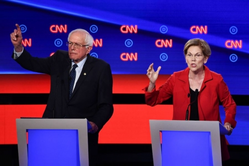 Bernie Sanders and Elizabeth Warren Represent Very Different Political Traditions