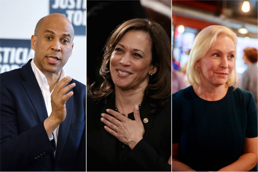0fa22fcf3 These 2020 Candidates Are the Darlings of Wall Street. The Numbers Are  Proof.