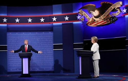 Pussy Grabs Back Organizers React To Debate Plan Ahead