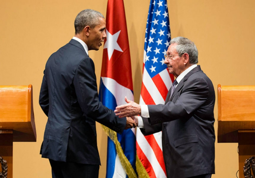 Foreign relations of Cuba