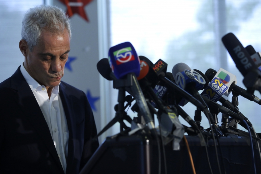 Mayor 1 Rahm Emanuel Will Not Be Missed In Chicago In These Times