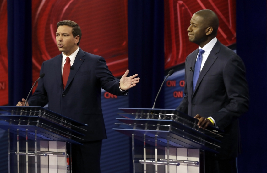 Ron DeSantis Has Every Reason to Be Scared of the Dream Defenders—They Are  Building Racial Justice