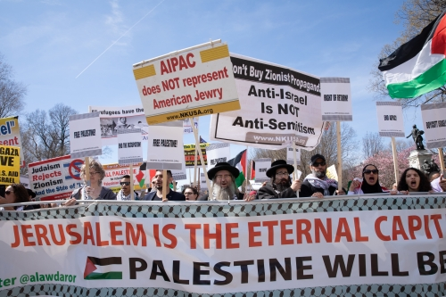 """It's Not Just Bernie Anymore—Centrist Dems Are Skipping AIPAC in a """"Watershed Moment"""""""