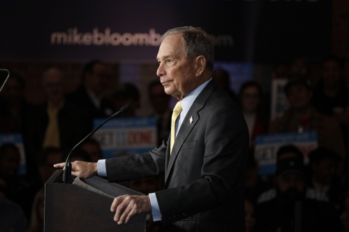 Yes, Michael Bloomberg Is Definitely an Oligarch