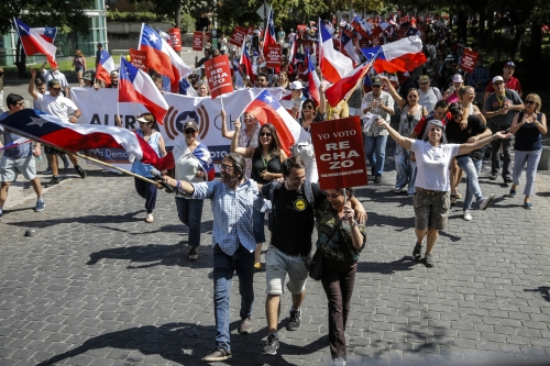 Where the Ongoing Mass Protests Against Neoliberalism in Chile Came From