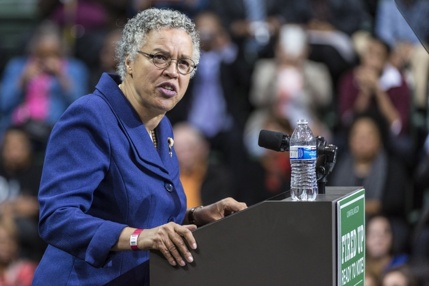 Which Toni Preckwinkle Is Running for Chicago Mayor? - In