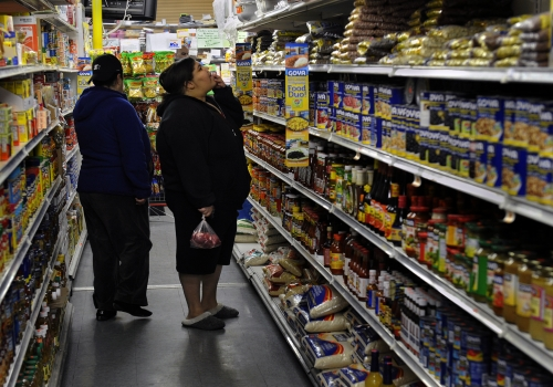 Fearing Trump's New Crackdown, Immigrants Are Already Forgoing Food Stamps