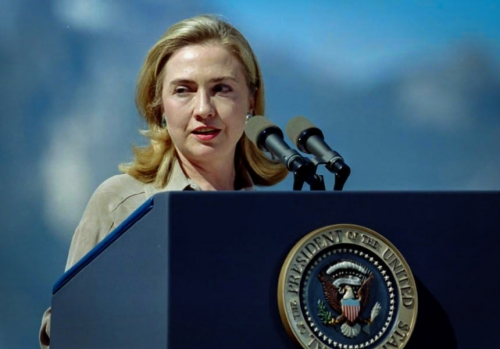Best ideas about Obama Hillary Clinton on Pinterest   Obama     Talking Points Memo
