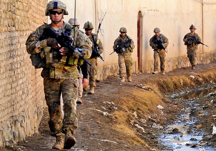 us invasion of afghanistan pdf