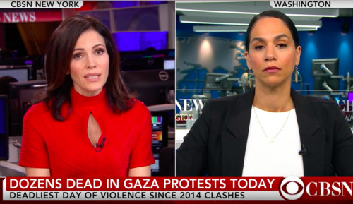 Watch This Palestinian-American Woman Crush Every Media Trope About the Gaza Protests