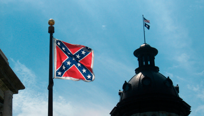 The Confederate Flag Is A Symbol Of Racist Terror It Should Be