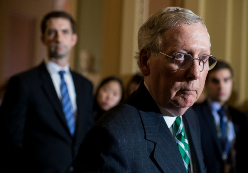 Shutting Out the Public from the Senate Healthcare Bill Isn