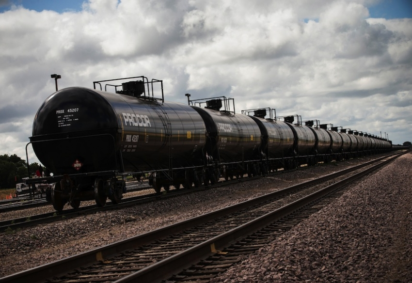 Official Tipped Off Hess Rail Yard About Oil Carrier