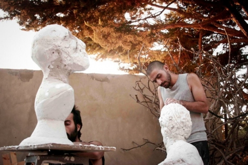 Syrian Artists Pick Up the Pieces - In These Times