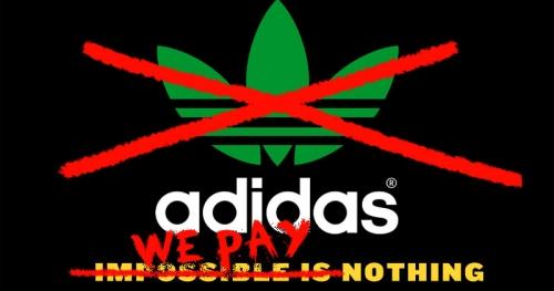 adidas sweatshops articles